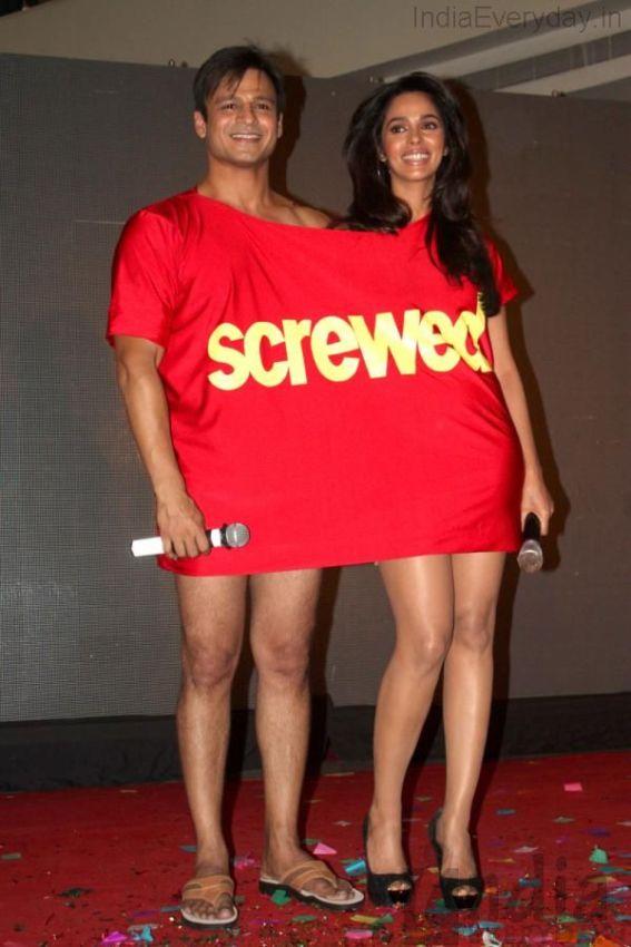 Vivek and Mallika grace Kismat, Love, Paisa, Dilli look launch (6)