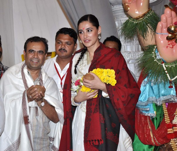 yogesh lakhani & nargis
