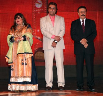 dolly bindra,ali khan & parikshit sahni