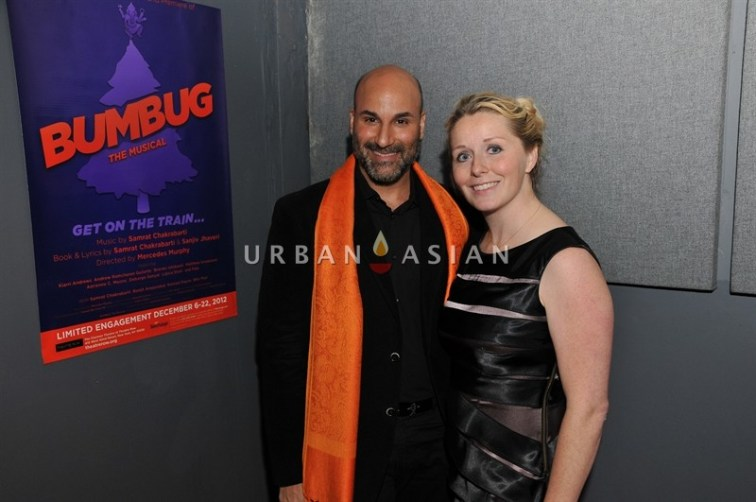 Sanjiv Jhaveri and Mercedes Murphy
