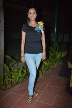 Salina Prakash (who's playing Saraswati's role in hit TV serial Mahadev)