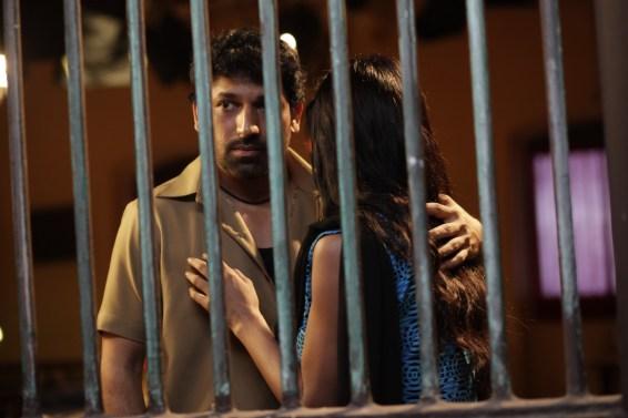 Rajan Verma with Veena Malik