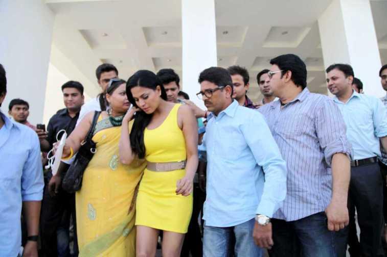 Veena Malik In Jaipur10