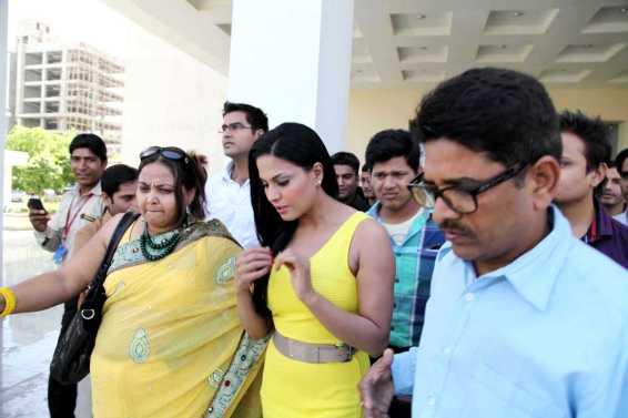 Veena Malik In Jaipur11