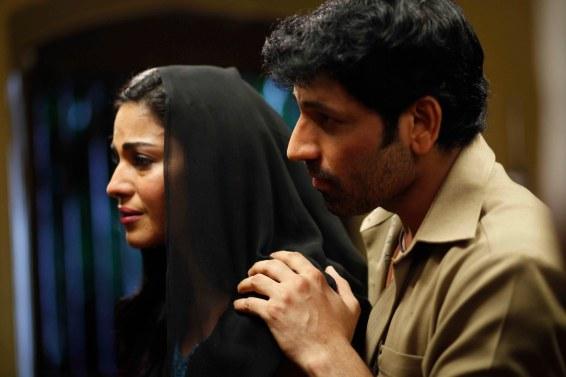 Veena Malik With Rajan verma13