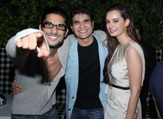 Evelyn Sharma birthday party - Pic 1