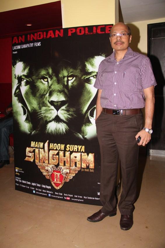 DCP,Mr Sunil Bhardwaj