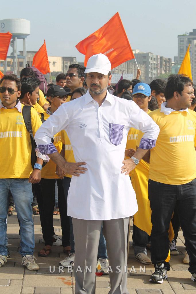 130921_161307Dr. Huzaifa khorakiwala At Peace Walk