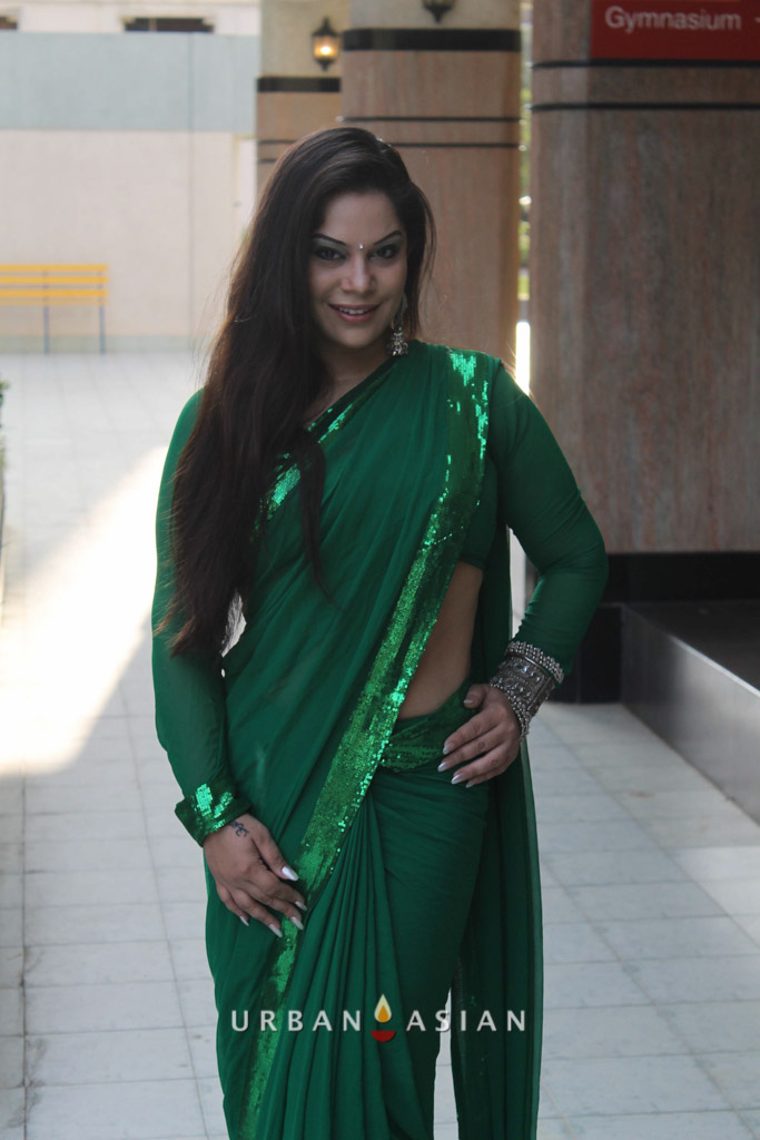 Diya Sharma At Are We Safe Campaign