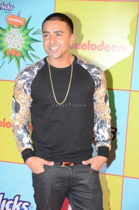 Jay Seab at Kids Choice Award