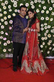 Mohit Gambhir With Aanchal Chadha