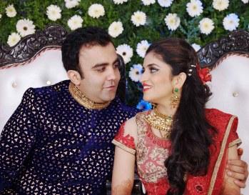 Mohit Gambhir With Aanchal Chadha3