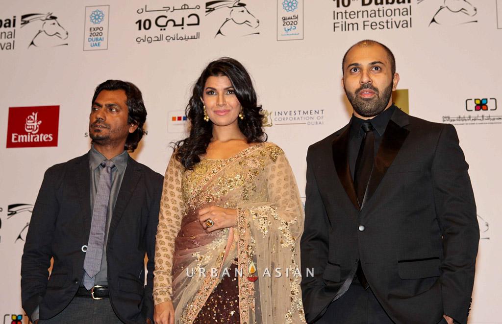 Nawazuddin, Nimrat & Ritesh 2