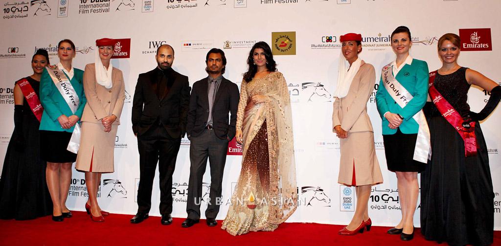 Ritesh, Nawazuddin & Nimrat