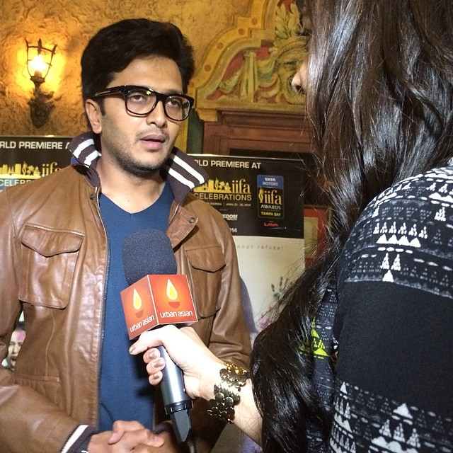 IIFA premier and workshop Ritesh Deshmukh