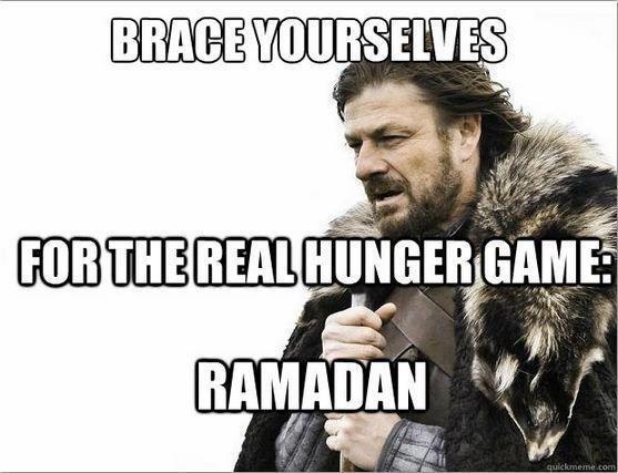 hunger games ramadan