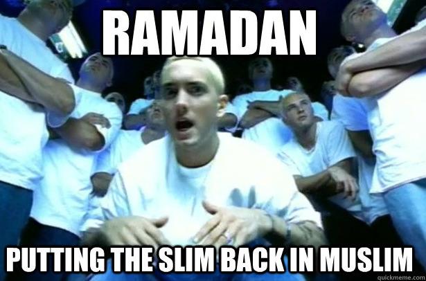 slim in muslim