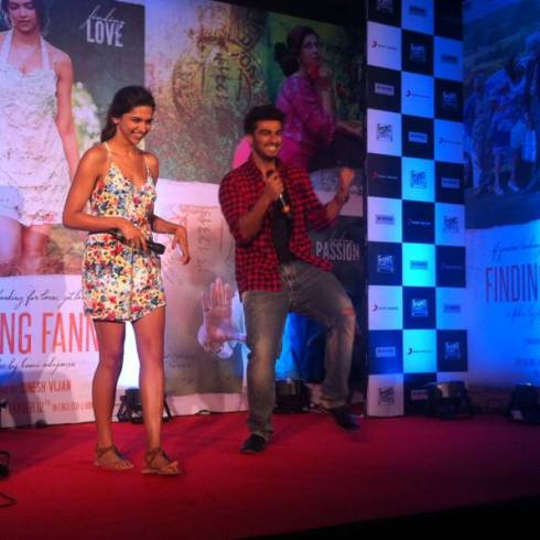 finding fanny music release 2