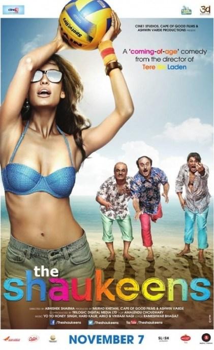 Akshay Kumar The Shaukeens Poster 2
