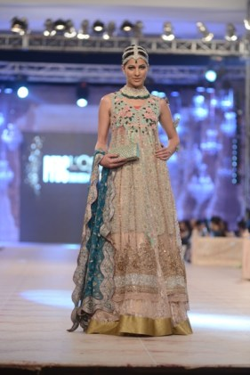 Saira Shakira's Formal Collection Exhibition at PFDC Lahore - A Mid-Summer Night's Dream