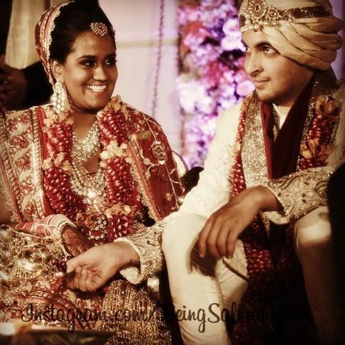 arpita weds ayush 31