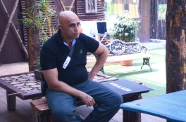 Puneet Issar in Bigg Boss - Pic 2. (Image Courtesy - Bigg Boss)