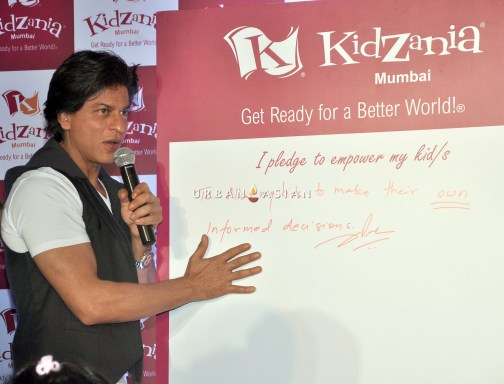 SRK AT KIDZANIA DSC_6206