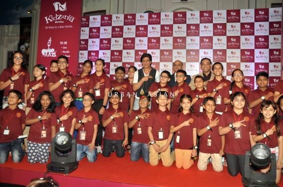 SRK, SANJEEV KUMAR, YAZDI KHAMBATTA AND KIDZANIA COUNZIL DSC_6046