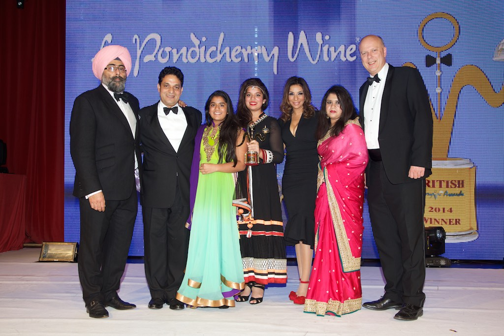 Hardeep Kohli, Maliks Restaurant, Shobna Gulati, Chris Grayling MP