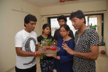 Raju Srivastav Clean Mumbai2