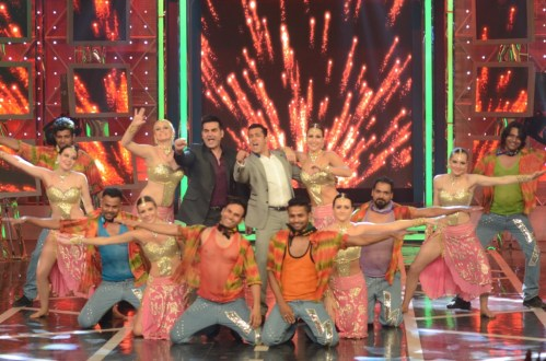 Salman Khan and Arbaaz Khan In Bigg Boss 8 (0)