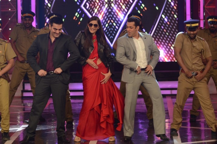 Sonam Kapoor In Bigg Boss 8 (2)