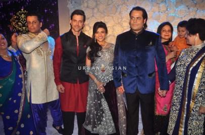 Vikram Singh Hrithik ROshan Shirin and Uday Singh1