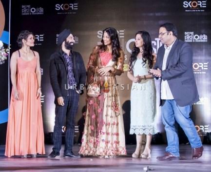 1b Sneh Vadhani, AD Singh, Mugdha Godse, Amy Billimoria & Vishal Vyas-Skore