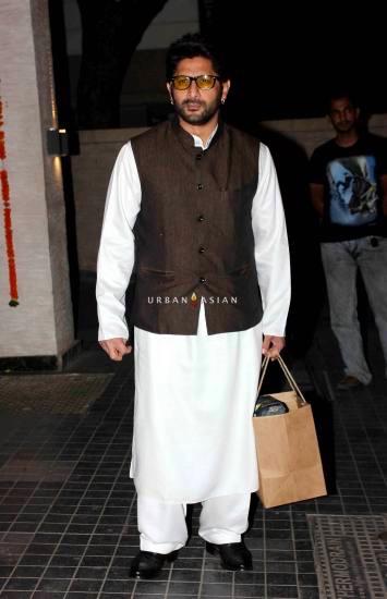 Bollywood actor Arshad Warsi