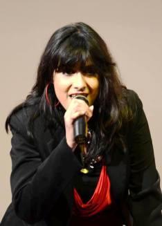 Sagarika Deb during performance 3