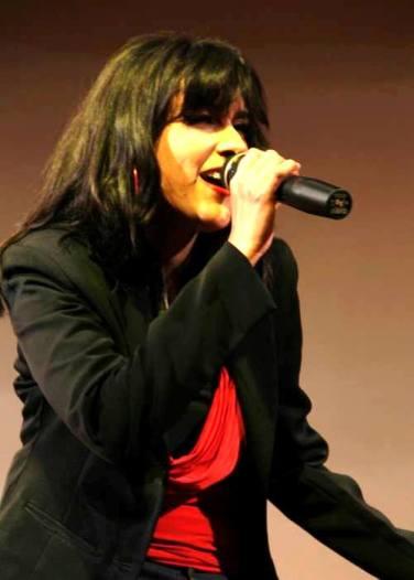 Sagarika Deb during performance 5