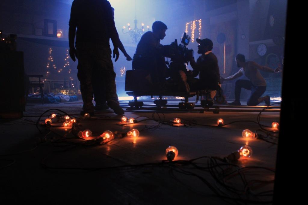 Behind the scenes of Tu Beh Gaya