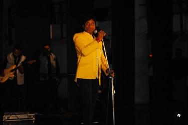 Comedian Raju Srivastav Entertain the Cancer Patient2