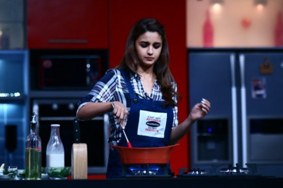 Alia cooking