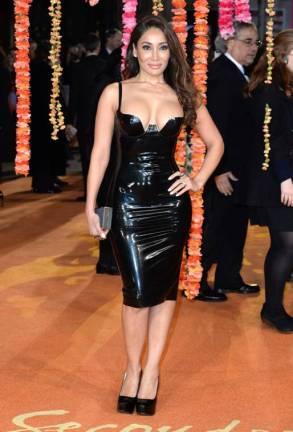Guest Sofia Hayat (UK actress and model)