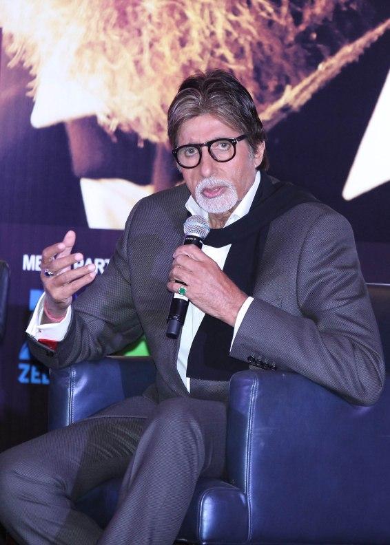 Mr. Amitabh Bachchan..