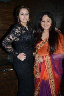 Neha Lakdawala With Rati Agnihotri