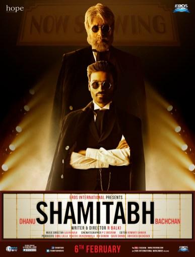 Shamitabh Press Conference!