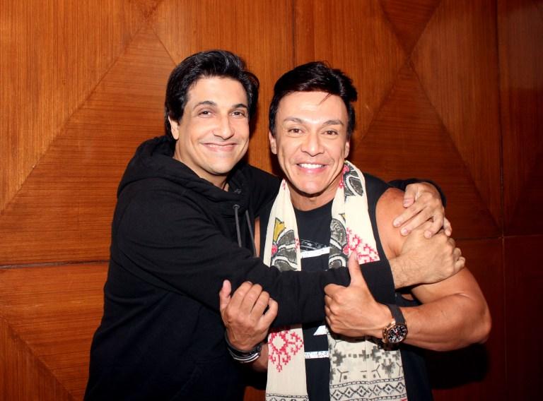 Shiamak Davar and Beto Perez