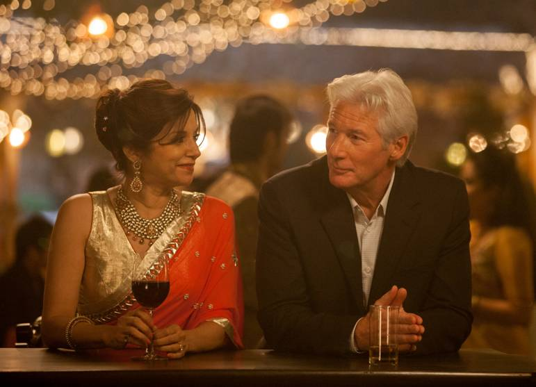 the second best exotic marigold hotel 1