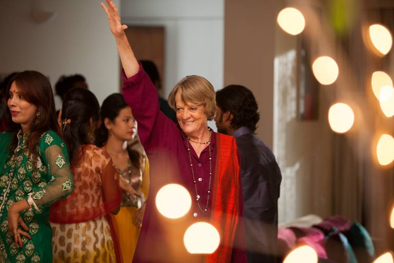 the second best exotic marigold hotel 3