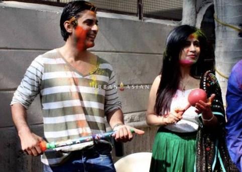 Holi festival in MumbaiHoli festival in Mumbai