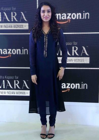 Shraddha Kapoor at the launch of Imara
