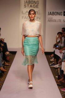 Anurima Majhi at Lakme Fashion Week Summer Resort 2015 (6)